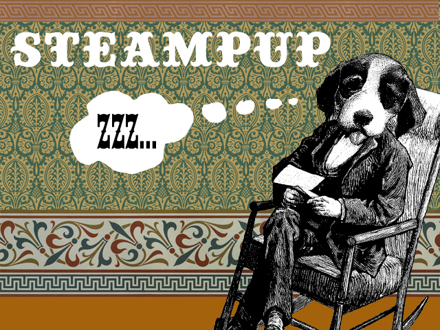 Steampup title